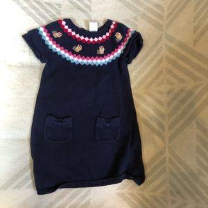 Gymboree sweater dress Size 4